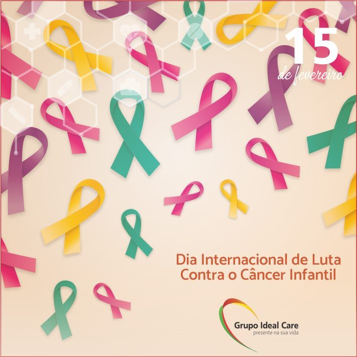 Dia Internacional Contra Câncer Infantil