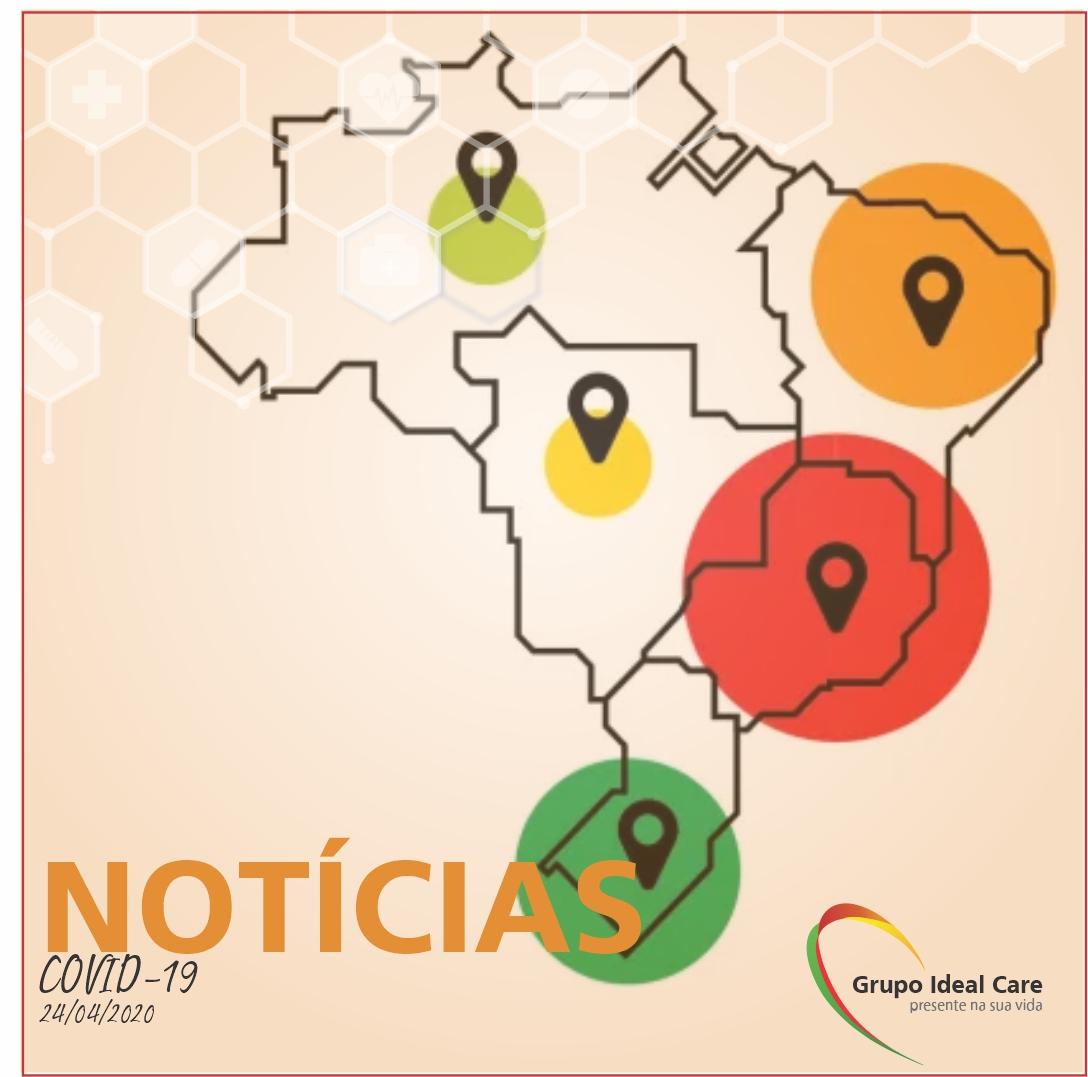 Número de mortes no Brasil dobra a cada 5 dias